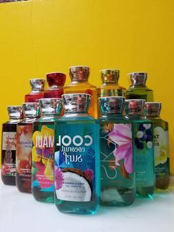 1 BATH AND BODY WORKS BODY WASH SHOWER GEL YOU CHOOSE!