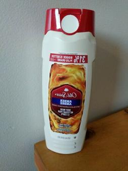 1 Old Spice Fresher Collection 21 Oz Amber With Black Curran