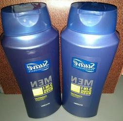 Suave Men 3-in-1 Shampoo, Conditioner & Body Wash, 28 oz, 2