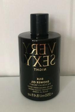1 Victoria's Secret Very Sexy Night Silk Shower Oil ~ Oil