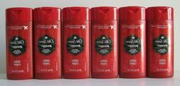 10 LOT - Old Spice Red Collection - Swagger Body Wash 3oz ea