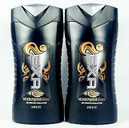 2  AXE Body Wash DARK TEMPTATION  Revitalizing Shower Gel