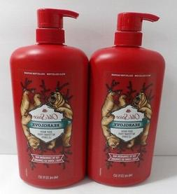 Old Spice Wild Collection Bearglove Body Wash, 32 fl oz