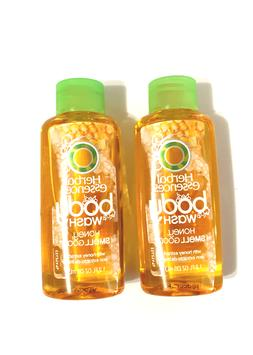 2 x Herbal Essences Honey I Smell Good Body Wash 1.2oz /35ml