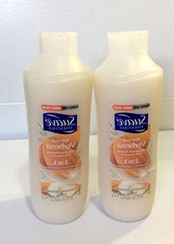 2pck - Suave Essentials Almond Verbena 2 in 1 Shampoo Condit