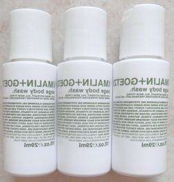 3 Malin+Goetz Sage Body Wash With 0.3% Sage Extract: All Ski