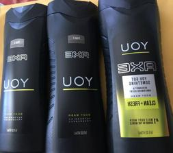 Axe You Body Wash Assorted