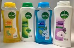 300ml Dettol Body Wash Anti bacterial Original Cool Fresh Se