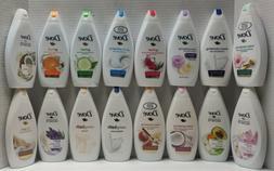 4 Assorted Dove Body Wash Shower Gel Nutrium Moisture -500 m