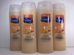 4  Suave Essentials Creamy Body Wash, Milk & Honey Splash Sc