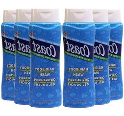 6 Pack Coast Hair And Body Wash The Eye Opener Dual Action C