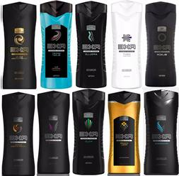 AXE FOR MEN Shower Gel Body Wash YOU PICK FRAGRANCE New Limi