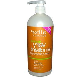 Alba Botanica, Very Emollient, Bath & Shower Gel, Island Cit