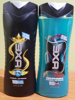 Assorted AXE BODY WASH