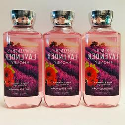 Bath & Body Works French Lavender & Honey Shower Gel 10 oz/2