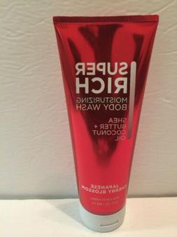 Bath & Body Works SUPER RICH Moisturizing BODY WASH Shea But