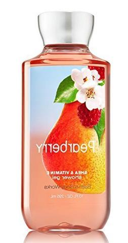 Bath & Body Works Shea & Vitamin E Shower Gel Pearberry