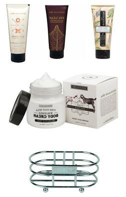 Beekman 1802 Goat Milk ~ Hand & Body Creams ~ Caddy ~ Select