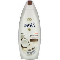 Dove Purely Pampering Body Wash, Coconut Milk with Jasmine P