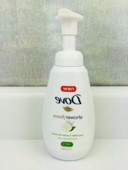 Dove Shower Foaming Body Wash, Cucumber - Green Tea Scent 13