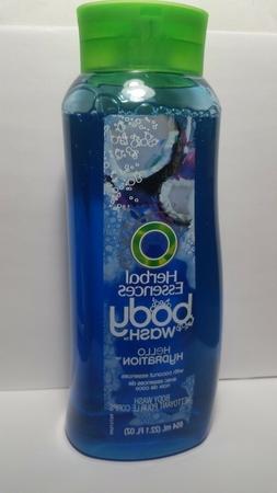 Herbal Essences Hello Hydration Body Wash w/Coconut Essences