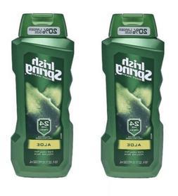 Irish Spring Body Wash, Aloe, 18 Fluid Ounce