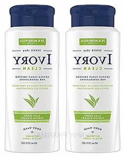 Ivory Aloe Body Wash, 21 fl oz
