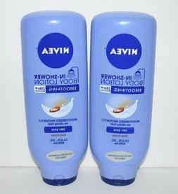 Nivea In-Shower Body Moisturiser for Dry Skin