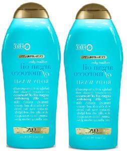 OGX® Radiant Glow Argan Oil of Morocco Body Wash - 19.5oz