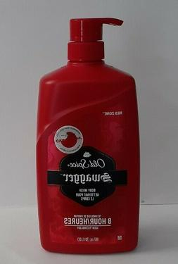 Old Spice Red Zone Swagger Scent Body Wash For Men Deodorant