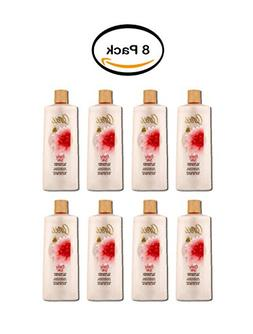 PACK OF 8 - Caress Daily Silk Body Wash 18 oz