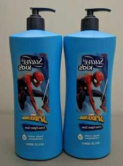 Suave Kids Body Wash and Shampoo, Refresh Star Wars BB-8 Fre