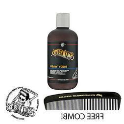 Suavecito Men's Body Wash 8 oz
