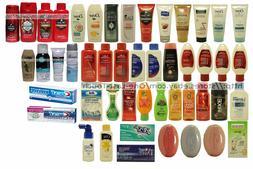 TRAVEL/PURSE/LUGGAGE SIZE* Bath & Body+Hair+Oral Care TSA AP