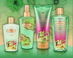 Victoria's Secret PEAR GLACE Body Mist Body Lotion Hand Crea