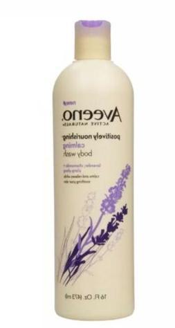 AVEENO Active Naturals Calming Body Wash 16 oz