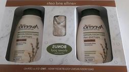 Aveeno Active Naturals Yogurt Body Wash Vanilla & Oats Stres