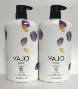 Olay Age Defying with Vitamin E Body Wash, 30 Fluid Ounce