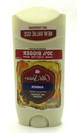 Old Spice Amber w/ Black Currant Anti-Pe