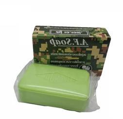 Antifungal Antibacterial Soap Bar Fungus Defense Body Wash S
