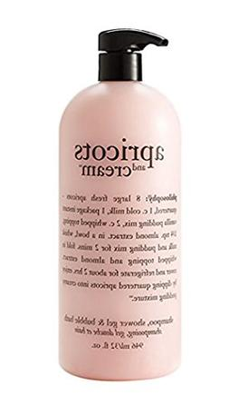 Philosophy Apricots and Cream High-foaming Shampoo, Shower G