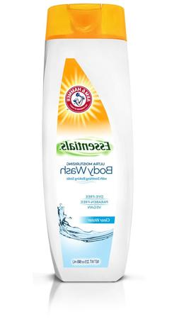 Arm & Hammer Essentials Body Wash For Women Clear Water 12 O