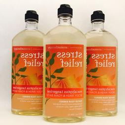 Bath & Body Works Aromatherapy Energy Eucalyptus Tangerine F