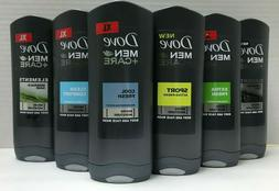 ASSORTED Men + Care Body Wash Face Wash 400 ml  - Choose You
