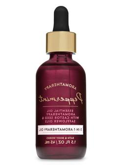 Bath & and Body Works Aromatherapy Peppermint 3-in-1 Essenti