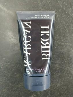 Bath and & Body Works Birch & Argan Oil Sugar Scrub Body Was