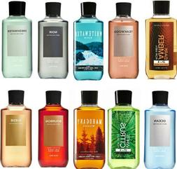 Bath & Body Works 2 in 1 Hair & Body Wash For Men ~ You Pick