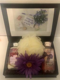 Bath & Body Works A Thousand Wishes Gift Set Body Lotion & W