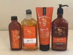 Bath & Body Works Aromatherapy Energy Orange Ginger Body Cre