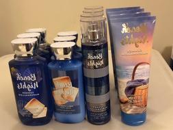 Bath & Body Works BEACH NIGHTS SUMMER MARSHMALLOW Body Lotio